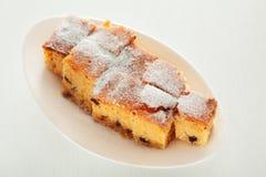 Homemade lemon cake Royalty Free Stock Photo