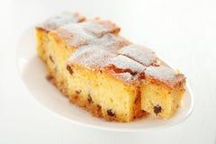 Homemade lemon cake Royalty Free Stock Photography
