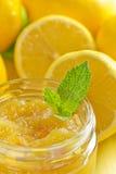 Homemade lemon jam Royalty Free Stock Image