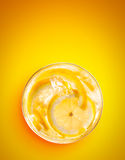 Homemade Lemon Summer Lemonade Royalty Free Stock Image
