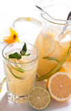 Homemade lemonade Royalty Free Stock Photo