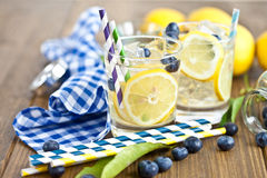 Homemade lemonade Royalty Free Stock Image