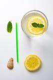 Homemade lemonade. Stock Images