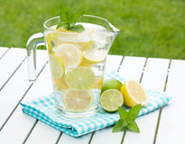 Homemade lemonade Royalty Free Stock Photography