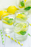 Homemade lemonade Royalty Free Stock Photo