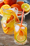 Homemade lemonade. Royalty Free Stock Photography