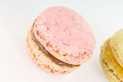 Homemade macaroons Royalty Free Stock Image