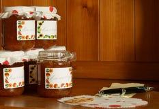 Homemade marmalade royalty free stock photo