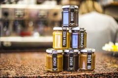Homemade marmalade Stock Photo
