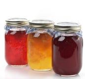 Homemade Marmalade And Jam Stock Photo