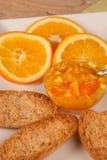 Homemade marmelade Stock Photos