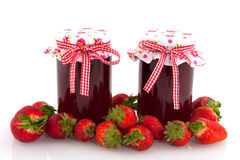 Homemade marmelade Royalty Free Stock Photo