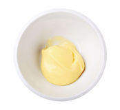 Homemade mayonnaise Royalty Free Stock Photos