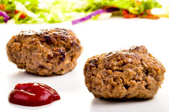 Homemade meatballs Royalty Free Stock Photo