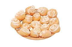 Homemade meringue cookie Royalty Free Stock Photography