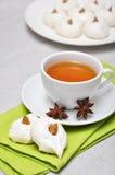Homemade meringues Royalty Free Stock Image