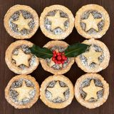 Homemade Mince Pies Stock Image
