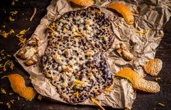 Homemade moskauer cakes Stock Photos