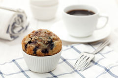 Homemade muffin Royalty Free Stock Images