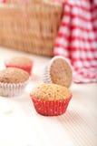 Homemade muffins Stock Image