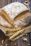 Homemade multigrain sourdough bread Royalty Free Stock Photography