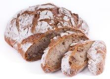 Homemade nut bread Stock Image