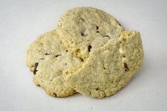 Homemade Oatmeal Cookies Royalty Free Stock Photo