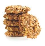 Homemade oatmeal cookies. Stock Photography