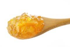 Homemade orange Jam Royalty Free Stock Photography