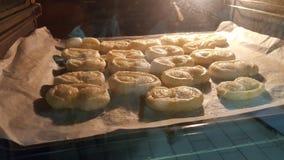 Homemade Palmeritas. Homemade pastery called Palmeritas originally from Argentina Stock Photos