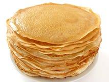 Homemade pancakes Stock Photography