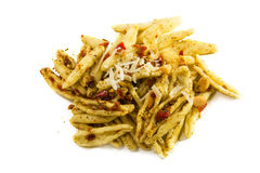 Homemade pasta variety called capunti, specialty from southern I Stock Photography