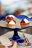Homemade pastries Stock Image