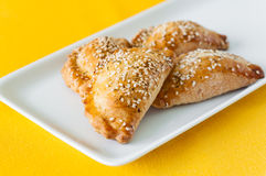 Homemade pastry Royalty Free Stock Photo