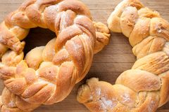 Homemade pastry Stock Photo