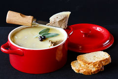 Homemade pate. royalty free stock images