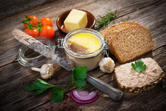 Homemade Pate Stock Images