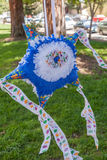 Homemade piñata Royalty Free Stock Image