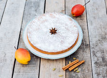 Homemade pie Royalty Free Stock Images