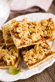 Homemade pie Royalty Free Stock Photos