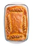Homemade pie Stock Image