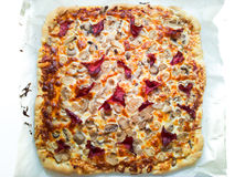 Homemade pizza Royalty Free Stock Image