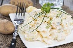 Homemade Potato Salad Royalty Free Stock Image