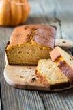Homemade pound cake Stock Photography