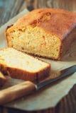 Homemade pound cake Stock Images