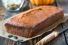 Homemade pound cake Royalty Free Stock Image