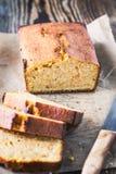 Homemade pound cake Stock Photo