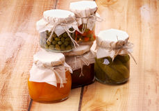 Free Homemade Preserves Stock Image - 32435761
