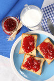 Homemade preserves Royalty Free Stock Photos