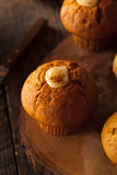 Homemade Pumpkin Spice Muffins Royalty Free Stock Photo